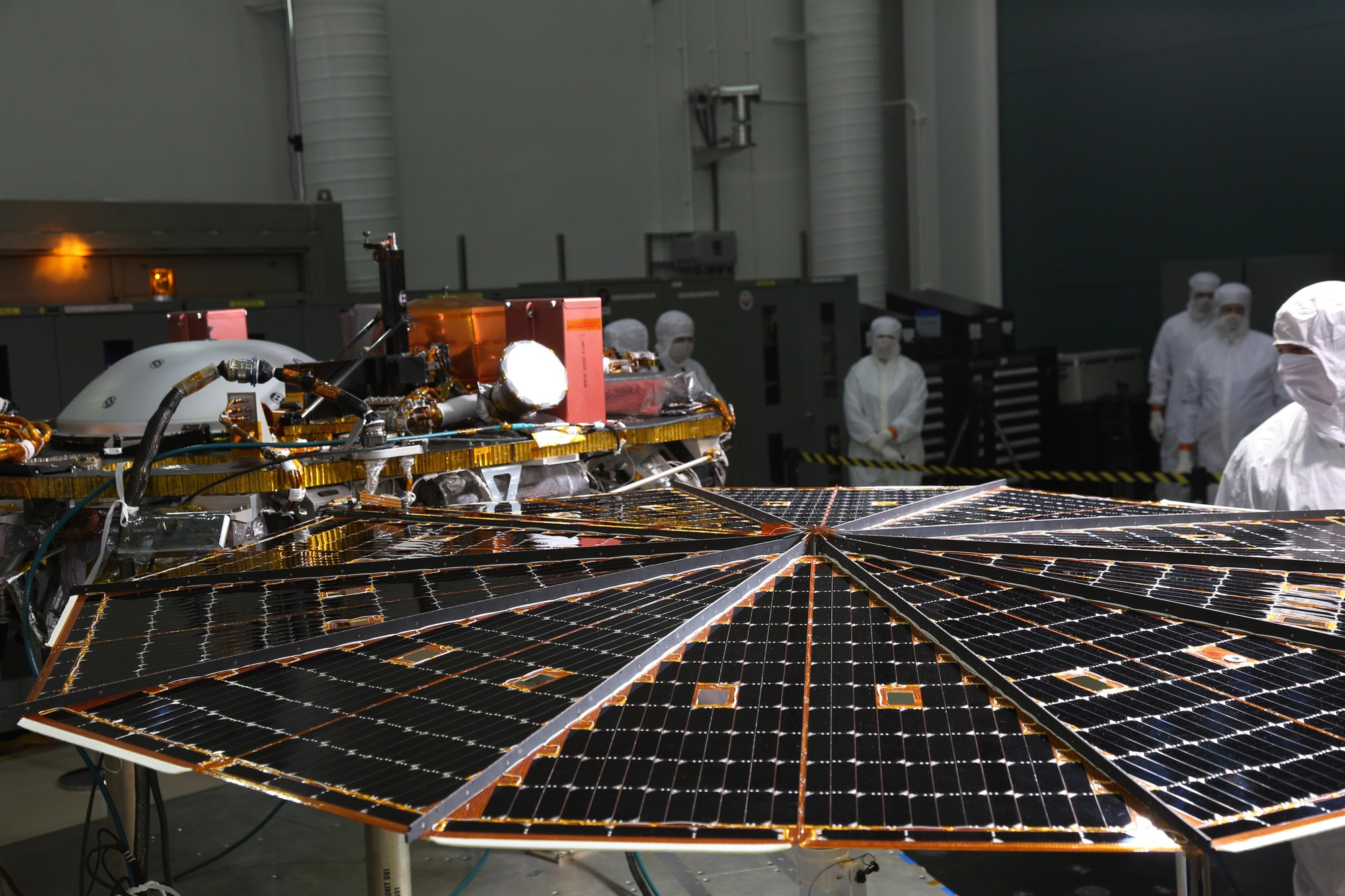 insight mars lander nasa