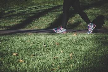walking mental health