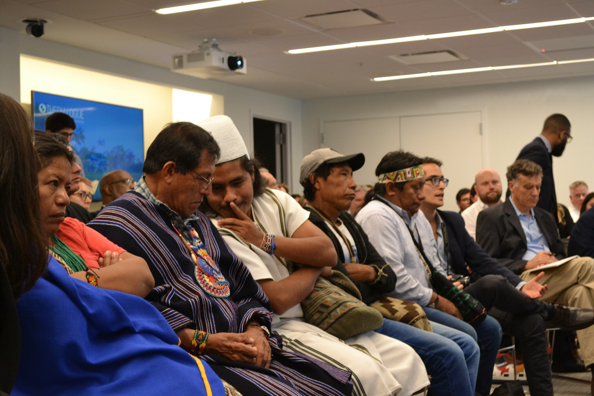 Indigenous land rights discussion