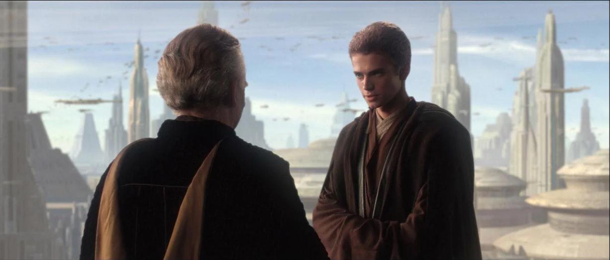 Anakin Palpatine episode 2 chosen one