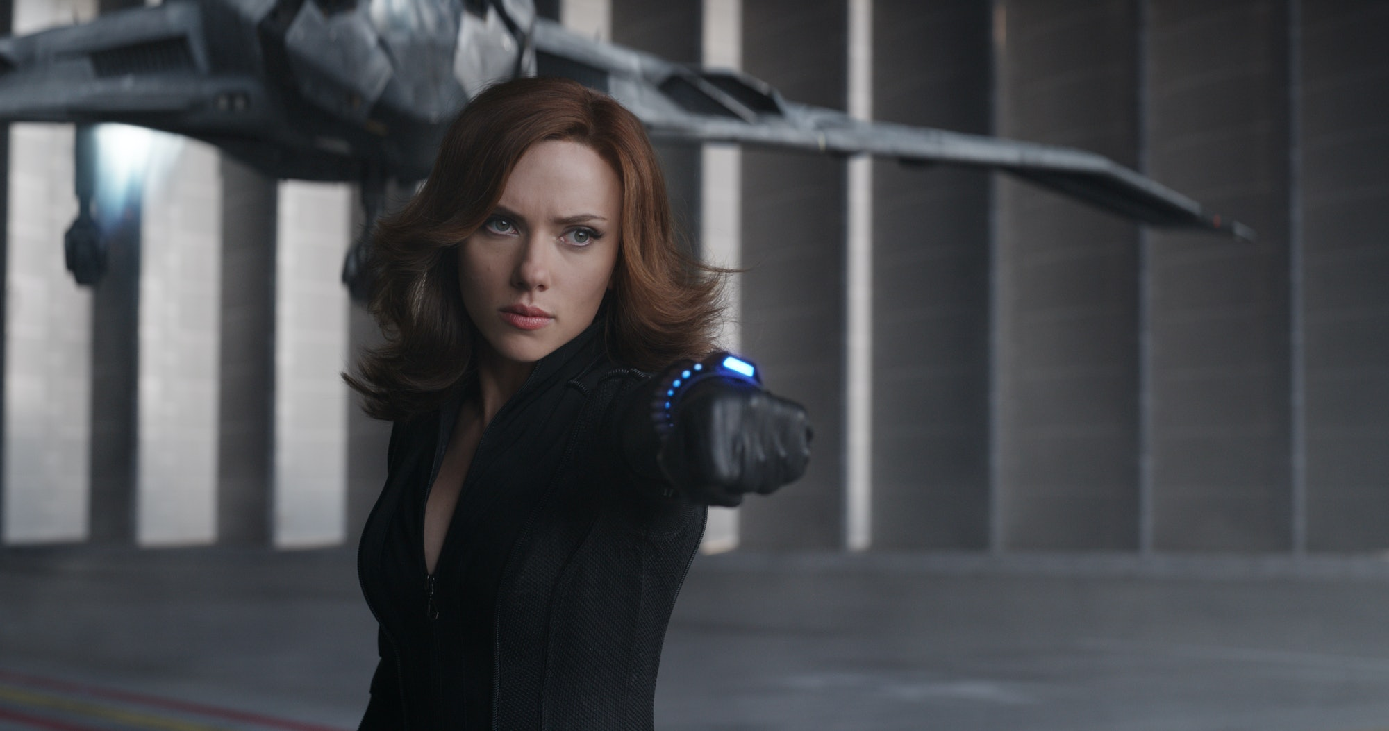 Black Widow Captain America Scarlett Johansson
