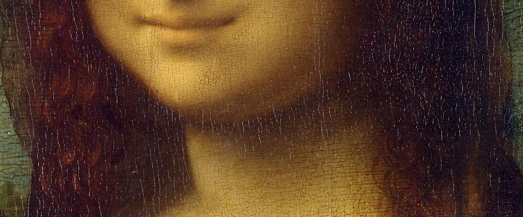 Mona Lisa Neck