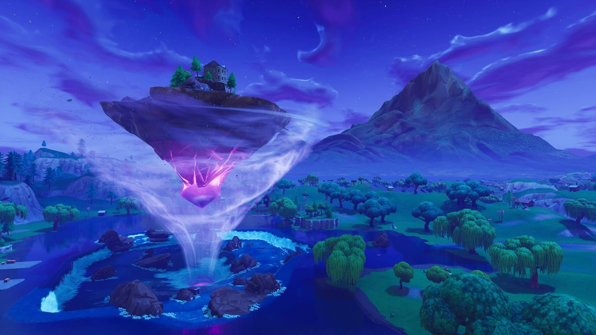 Fortnite Map Changes In Season 6 Haunted Castle Loot Lake And More