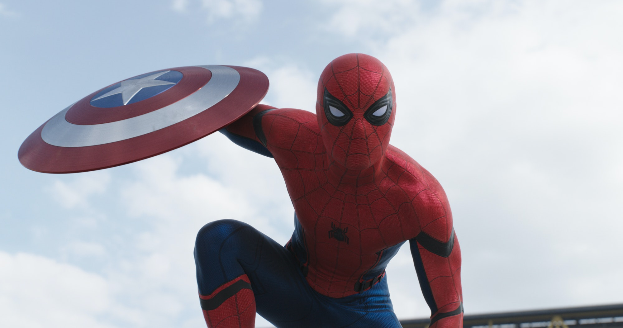Spider-Man Civil War Avengers Endgame