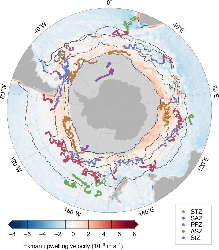 carbon dioxideAntarctica submersible drone climate change