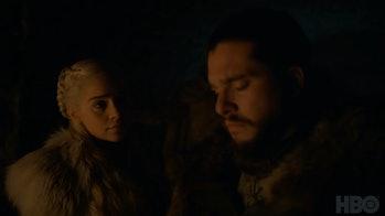 game of thrones season 8 trailer daenerys jon snow
