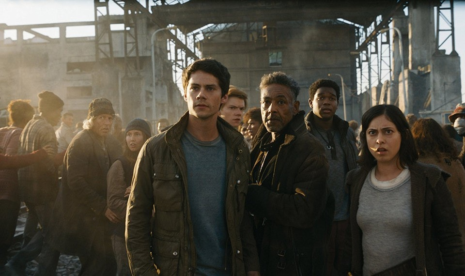 The Maze Runner finally gets to stop running.