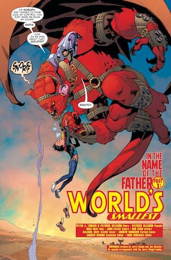 Superman 10 Superboy