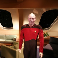 Patrick Stewart Reveals What 'Star Trek' and 'X-Men' Characters Think of Br