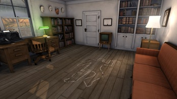 'Dead Secret' makes psychological horror in virtual reality.
