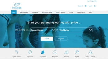 PrideAngel Website