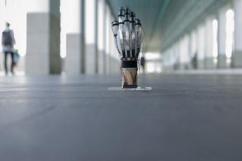 virtual reality glove