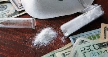 Cocaine, drugs