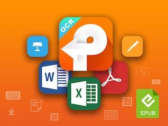 PDF Converter OCR 6 for Mac: Lifetime License