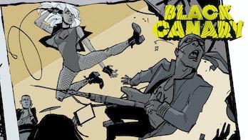 Black Canary New 52