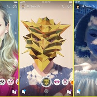 Snapchat Update: App Launches Lens Studio With 7 New Templates