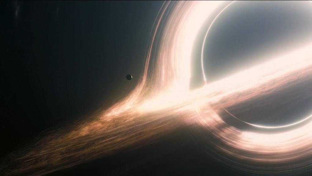 'Interstellar' black hole