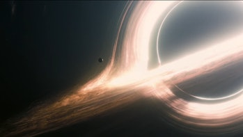 'Interstellar' black hole
