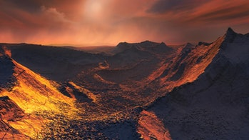 planet exoplanet
