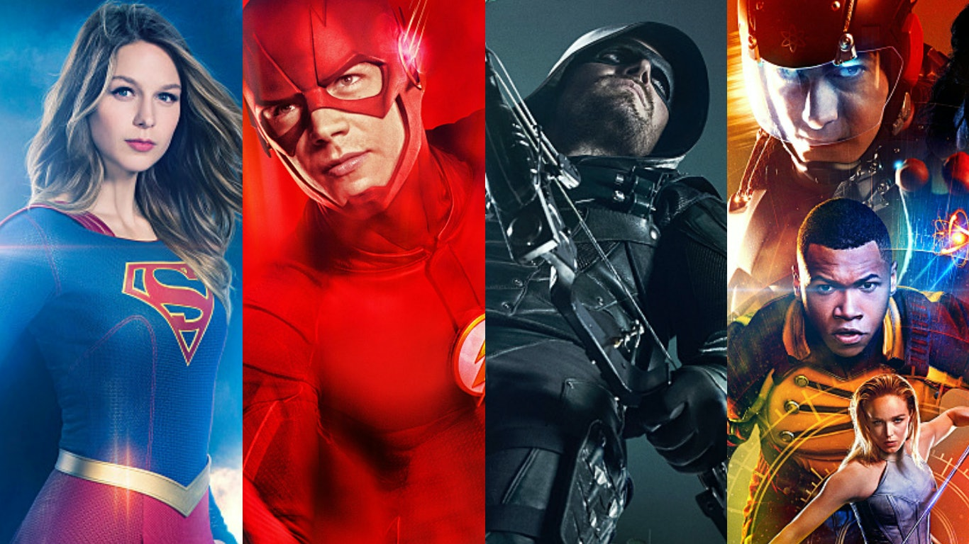 Everything We Know About The Cw S Superhero Crossover