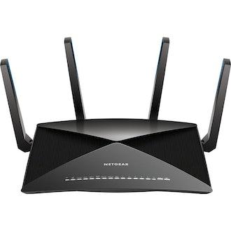 NETGEAR Nighthawk X10 AD7200 802.11ac/ad Quad-Stream WiFi Router