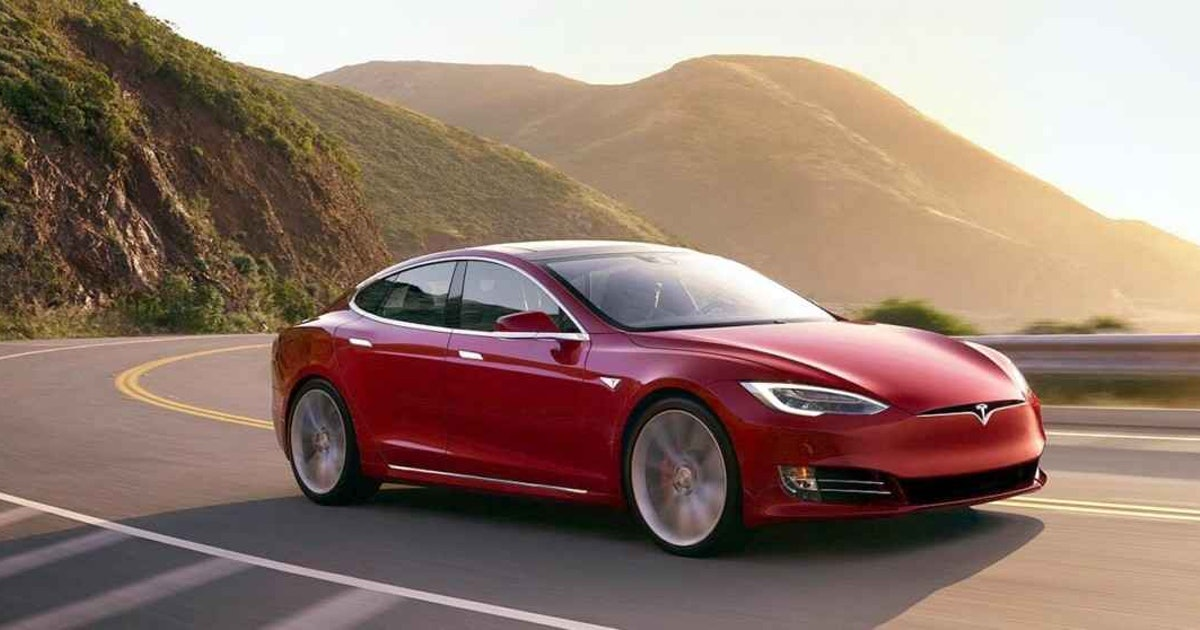 Tesla Autopilot: Self-Driving User Interface Revealed in Leaked Image