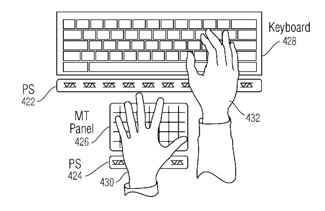 Apple Non-Contact Touch Patent Will Change iPhones