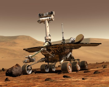 NASA rover, Opportunity