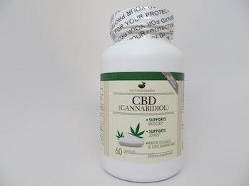 CBD (Cannabidiol) Capsules