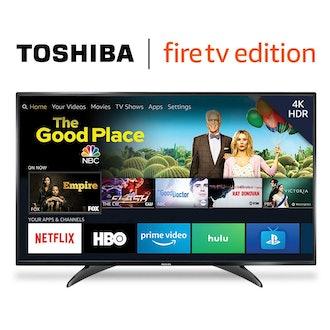 "Toshiba 43LF621U19 43"" 4K ULtra HD Smart LED TV HDR Fire TV Edition"
