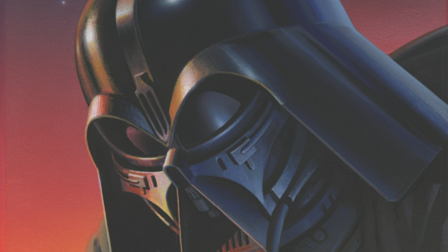 Early Darth Vader concept art