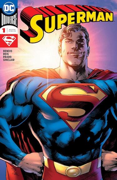 Superman Brian Michael Bendis