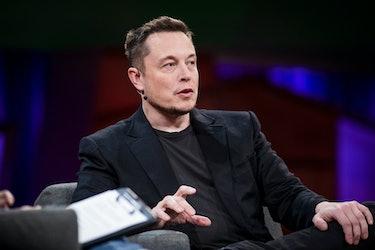 Elon Musk TED 2017