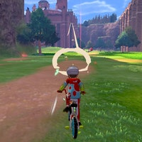'Pokémon Sword and Shield' bike guide: Rotom Rally tips and riding on water