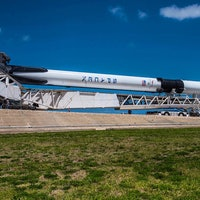 Elon Musk Shares Photo of SpaceX Falcon 9 Block 5 Before Launch