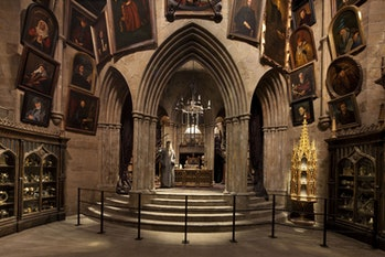hogwarts headmaster's office