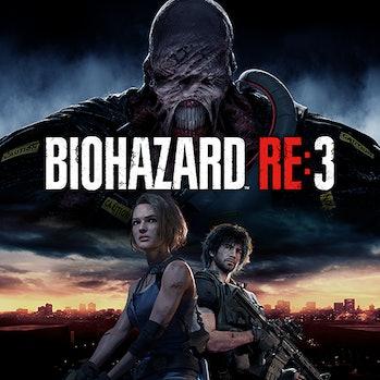 resident evil 3 biohazard RE 3 remake