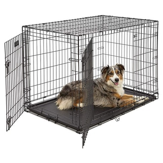 MidWest iCrate Double Door Folding Dog Crate