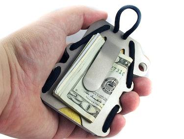 calti titanium wallet