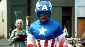 marvel movies review 'Captain America II: Death Too Soon'