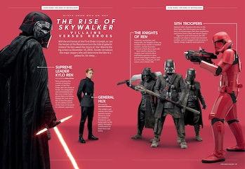 star wars the rise of skywalker kylo description