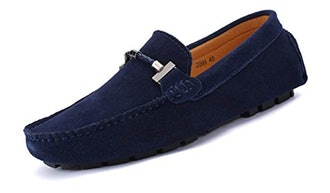 Go Tour Men's Penny Loafers