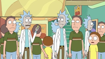 rick and morty ticket theory