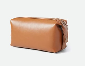 Standard Issue Leather Dopp Kit