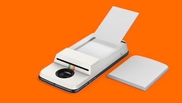 moto z3 polaroid attachement