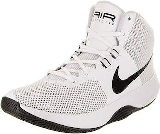 Nike Men's Air Precision High-Top Basketball Shoe