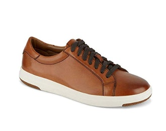 Dockers Mens Gilmore Leather Casual Fashion Sneaker Shoe