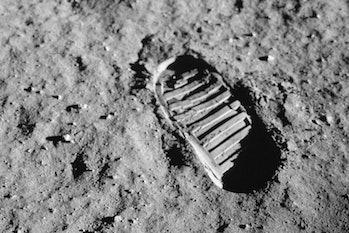 Apollo moon exploration