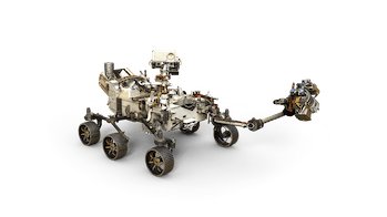 The Mars 2020 Rover
