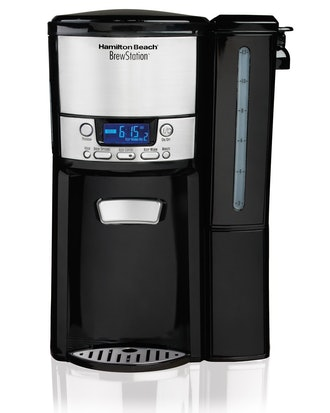 Hamilton Beach 12-Cup Coffee Maker, Programmable BrewStation Dispensing Coffee Machine